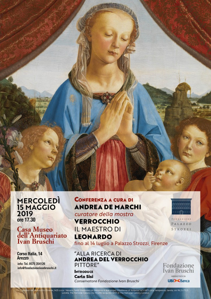 Conferenza Alla ricerca di Andrea Del Verrocchio Pittore