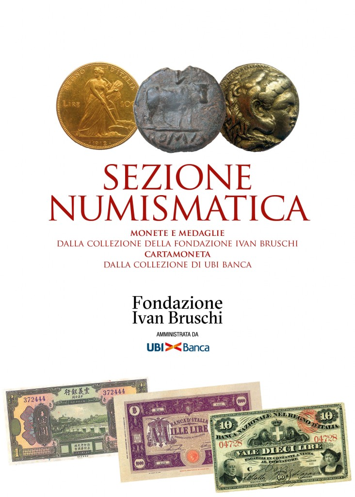 Locandina Sezione Numismatica Fondazione Ivan Bruschi